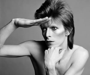 70s, moda, and david bowie image