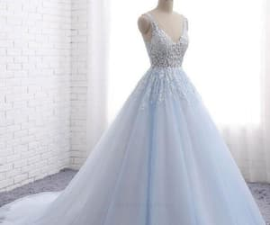 prom dresses long, prom dresses ball gown, and wedding dress 2018 image