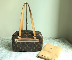 LV, luxurybags, and opulence image