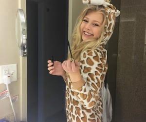 giraffe and schminken image