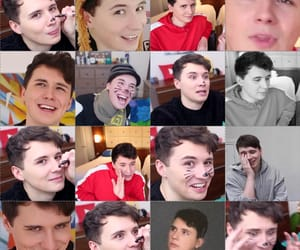 moodboard, danisnotonfire, and dan howell image