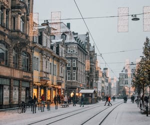 winter, europe, and germany image