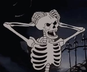 Halloween, october, and spooktober image