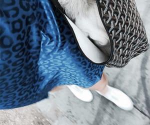 accessories, animal print, and bag image
