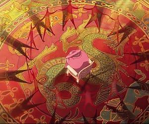 anime, fantasy, and magic image