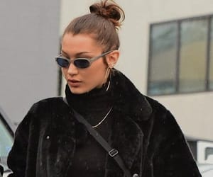 fashion, bella hadid, and aesthetic image