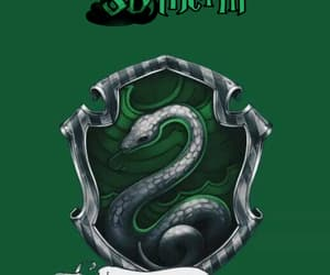deathly hallows, gryffindor, and hufflepuff image