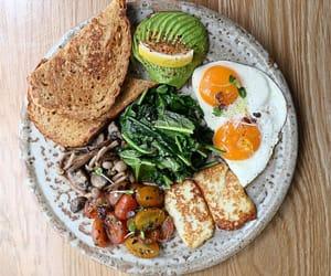 breakfast, brunch, and vegetarian image