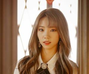 asian girl, cute korean girl, and yeoreum image