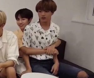 honestly, donghyuck, and lap image
