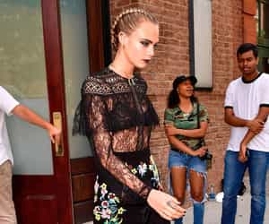 fashion and cara delevingne image