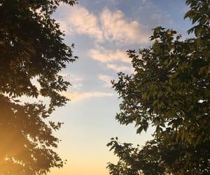 beautiful, heaven, and landscape image