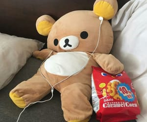 rilakkuma, aesthetic, and bear image