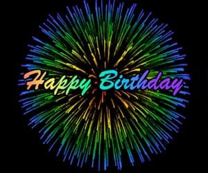 birthday, gif, and b-day image