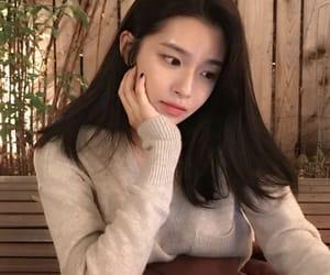 korean, instagram model, and korean girl image
