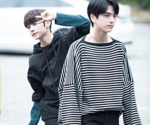 sunwoo, bbangsun, and the boyz image