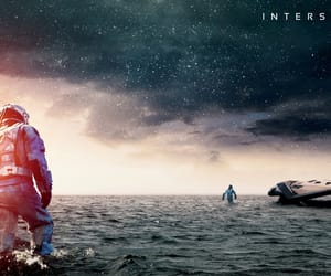 interstellar, space, and film image