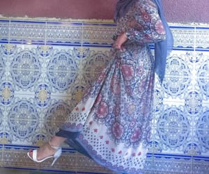 arabic, blogger, and fashion image