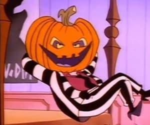 Halloween, cartoon, and beetlejuice image