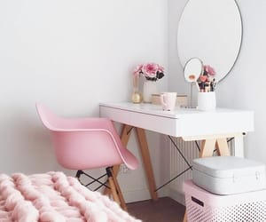 comfort, interior, and girly image