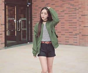 black, shorts, and street style image