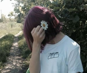 flowers, grunge, and inspiration image