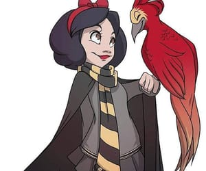 disney, fable, and harry potter image