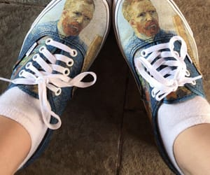 art, impressionism, and shoes image