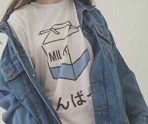 milk, grunge, and aesthetic image