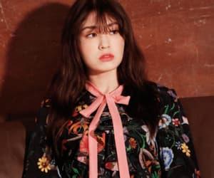 article, JYP, and xiyeon image