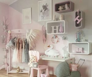 adorable, bedroom, and creative image