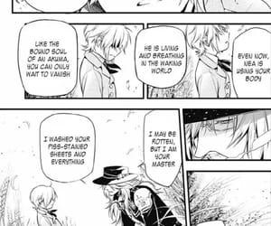 allen, d.gray-man, and manga image
