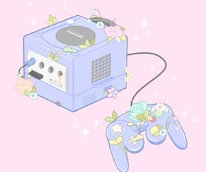 aesthetic, gamecube, and gaming image