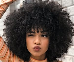 big hair, natural hair, and curls image