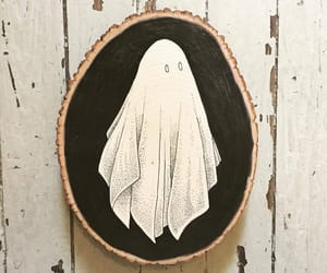 Halloween, ghost, and boo image