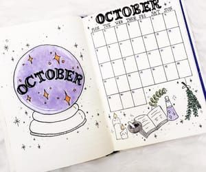 calendar, journaling, and schedule image