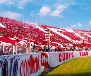 curva, football, and supporters image