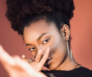 beautiful hair, natural hair, and pretty hair image
