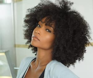 beautiful hair, beauty, and big hair image