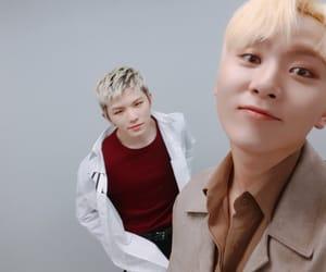 boo, uji, and Seventeen image
