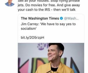 capitalism, communism, and jim carrey image
