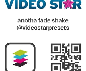 qr code, video star, and videostar image