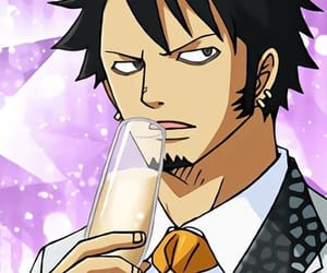 anime, handsome, and one piece image