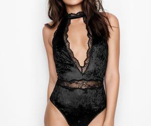 body, bodysuit, and fashion image