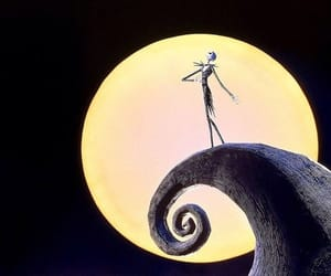 Halloween, tim burton, and the nightmare before christmas image