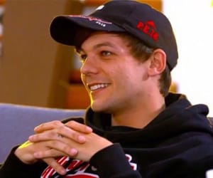 judge, x factor, and louis tomlinson image