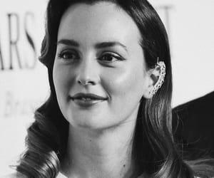 actress, blair, and gossip girl image