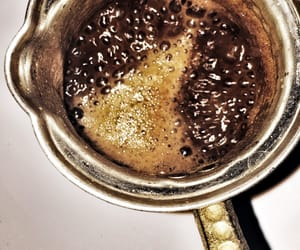 brown, coffee, and drink image