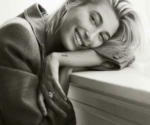 hailey baldwin, fashion, and model image