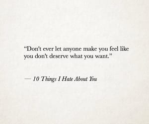 quotes, life, and 10 things i hate about you image